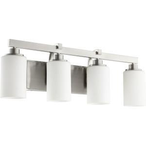 Lancaster - Four Light Bath Vanity