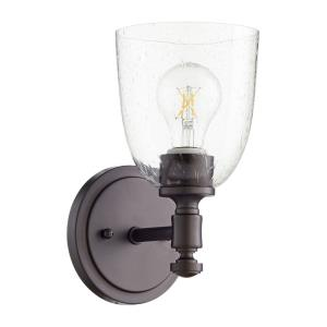 Rossington - 1 Light Wall Mount in  style - 5.13 inches wide by 9 inches high