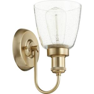 One Light Wall Mount