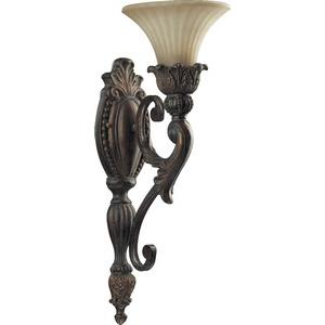 Madeleine - 1 Light Wall Bracket in Traditional style - 7.25 inches wide by 21.5 inches high