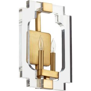 Broadway - Two Light Wall Sconce