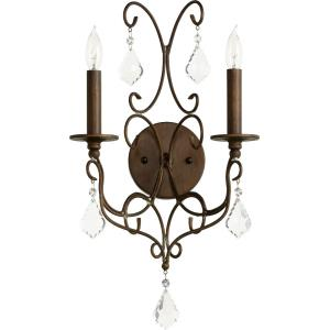Ariel - Two Light Wall Sconce