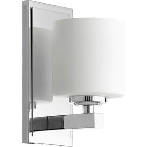 One Light Cylindrical Wall Mount