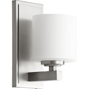 1 Light Cylinder Wall Mount in  style - 4.75 inches wide by 9.25 inches high