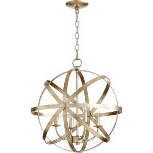 Celeste - Four Light Sphere Chandelier