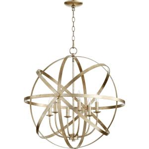 Celeste - Six Light Sphere Chandelier