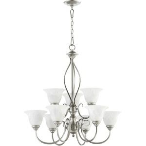 Spencer - Nine Light Chandelier