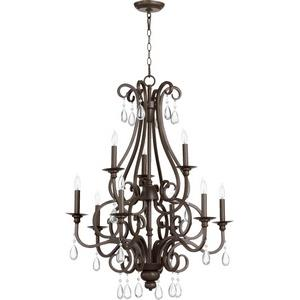 Anders - Nine Light 2-Tier Chandelier