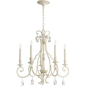 Ansley - Five Light Chandelier