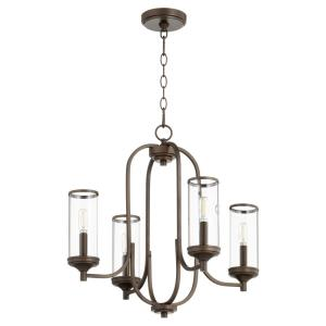 Collins - Four Light Chandelier