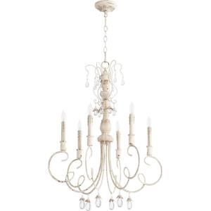 "Venice - 27.75"" Six Light Chandelier"