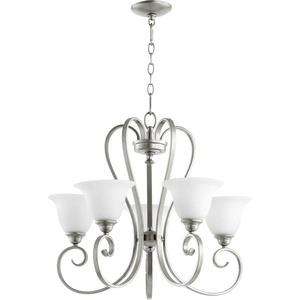 Celesta - Five Light Chandelier