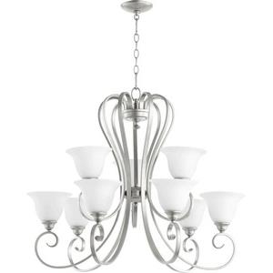 Celesta - Nine Light Chandelier