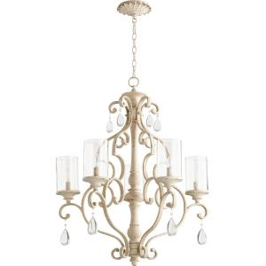 San Miguel - 5 Light Chandelier in Transitional style - 27.5 inches wide by 33 inches high