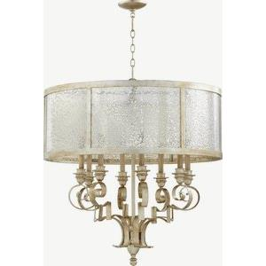 Champlain - 8 Light Chandelier in Transitional style - 30.5 inches wide by 32.5 inches high