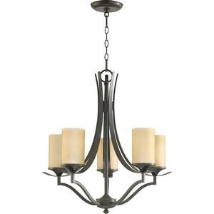 Atwood - Five Light Chandelier