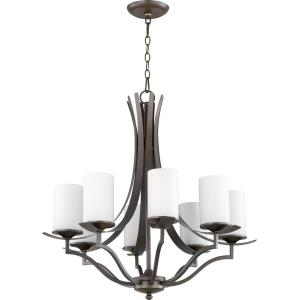 Atwood - Eight Light Chandelier