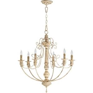 Salento Persian - Six Light Chandelier