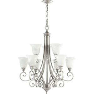 Bryant - Nine Light 2-Tier Chandelier