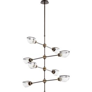Menlo - Eight Light Chandelier