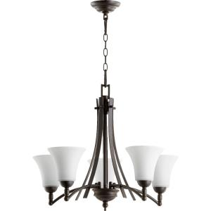 Aspen - Five Light Chandelier