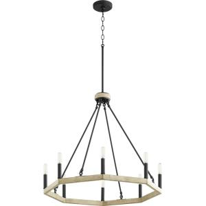 Alpine - Eight Light Chandelier