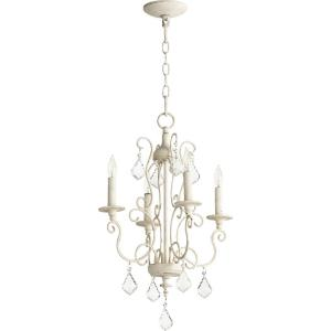 Ariel - Four Light Chandelier