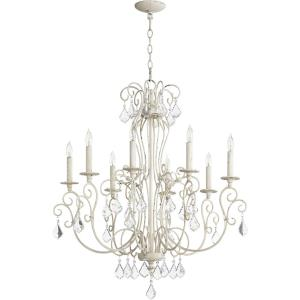 Ariel - Eight Light Chandelier