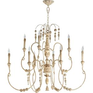 Salento - Nine Light 2-Tier Chandelier