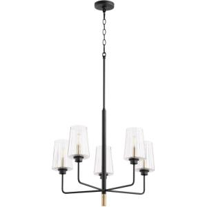 Dalia - 5 Light Chandelier in  style - 23 inches wide by 22 inches high