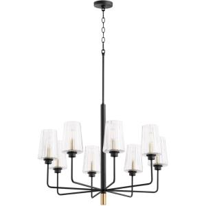 Dalia - 8 Light Chandelier in  style - 30 inches wide by 24 inches high