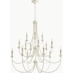 Brooks - Fifteen Light Chandelier