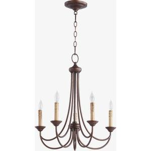 Brooks - Five Light Chandelier