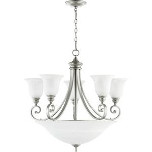 Bryant - Nine Light Chandelier