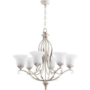 Flora - Six Light Chandelier