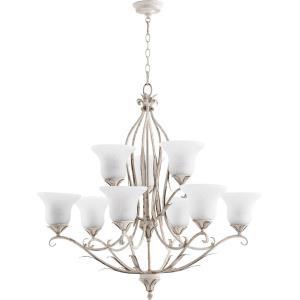 Flora - Nine Light Chandelier