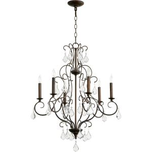 Ariel - Six Light Chandelier