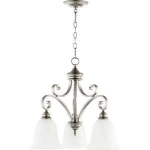 Bryant - Three Light Nook Pendant