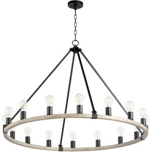 Paxton - 16 Light Chandelier in style - 42 inches wide by 30 inches high