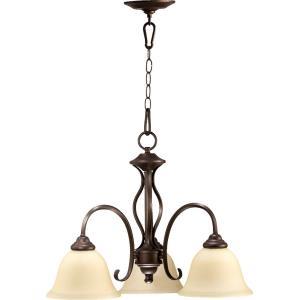 Spencer - Three Light Nook Pendant