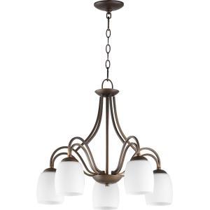 Willingham - Five Light Nook Pendant