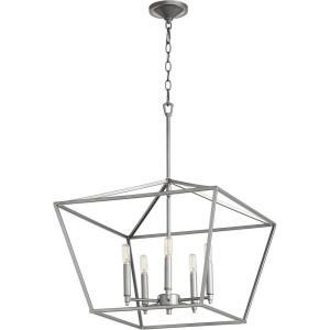 Gabriel - Five Light Nook Pendant