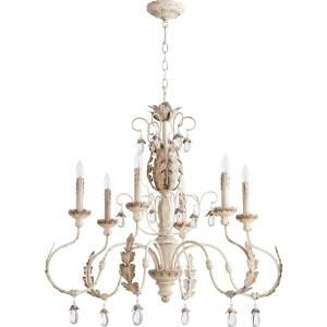 "Venice - 32"" Six Light Chandelier"
