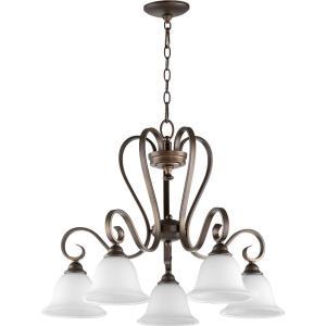 Celesta - Five Light Nook Pendant