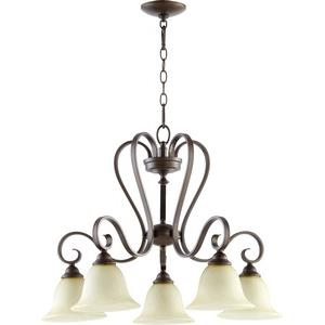 Celesta - Five Light Nook Pendant