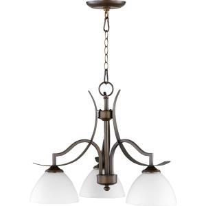 Atwood - Three Light Nook Pendant