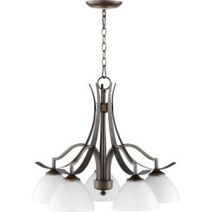 Atwood - Five Light Nook Pendant