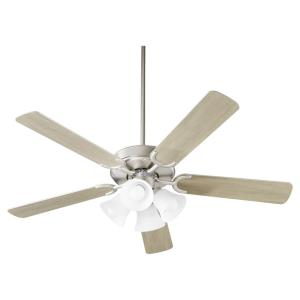 Virtue - 52 Inch 5 Blade Ceiling Fan with LED 4-Light Kit
