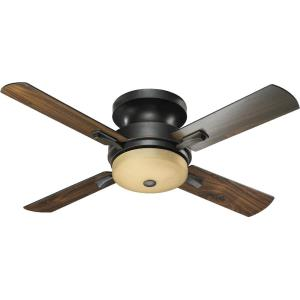 Davenport - Ceiling Fan in Soft Contemporary style - 52 inches wide by 12.99 inches high