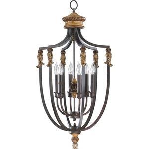 Capella - Six Light Pendant